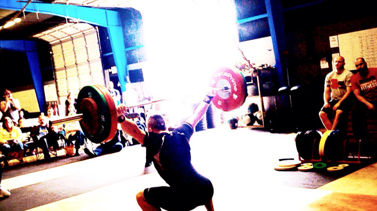 Eli Snatch Angle - Weightlifting Academy