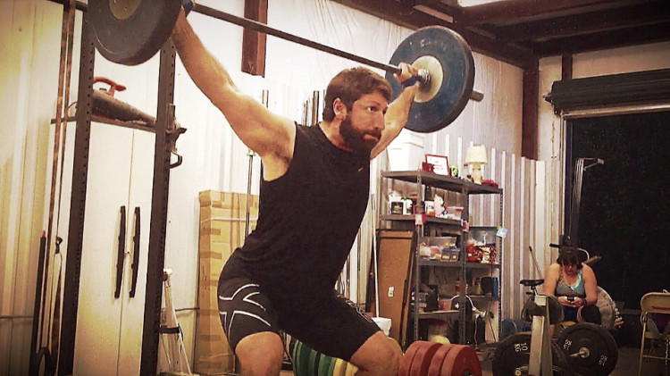 Power-Snatch Speed Drill: Start Fast, End Faster! (Learning the 3rd